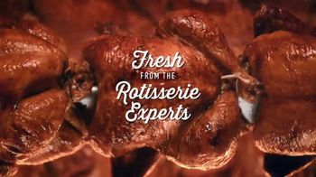 Boston Market TV Spot, 'Rotisserie Chicken Deal'
