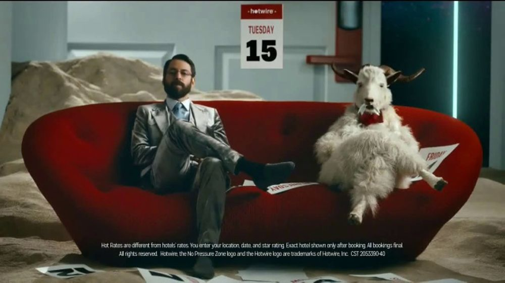 Hotwire TV Commercial, 'Best Day' - iSpot.tv