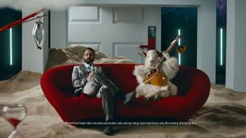 Hotwire TV Spot, 'Time' Featuring Martin Starr