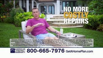American Residential Warranty Home Warranty TV Spot, 'Worry Free' - Thumbnail 10