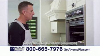 American Residential Warranty Home Warranty TV Spot, 'Worry Free' - Thumbnail 4