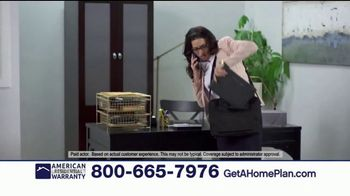 American Residential Warranty Home Warranty TV Spot, 'Worry Free' - Thumbnail 7