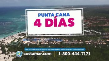Costamar Travel TV Spot, \'Vacaciones inolvidables\' [Spanish]