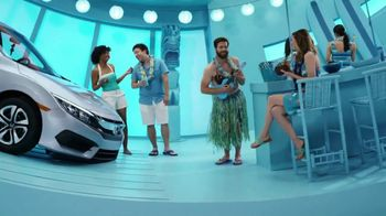 Honda Summerbration Sales Event TV Spot, 'Ice Cream: 2017 Civic LX' [T2] - Thumbnail 4