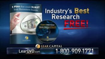 Lear Capital TV Spot, 'Are We in the Next Bubble?' Feat. Chris Martenson - Thumbnail 4