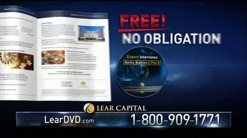 Lear Capital TV Spot, 'Are We in the Next Bubble?' Feat. Chris Martenson - Thumbnail 7
