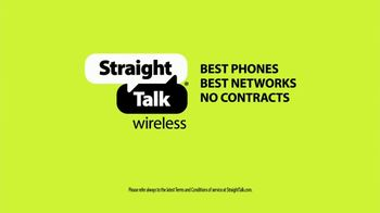 Straight Talk Wireless TV Spot, 'Plans of All Sizes' - Thumbnail 8