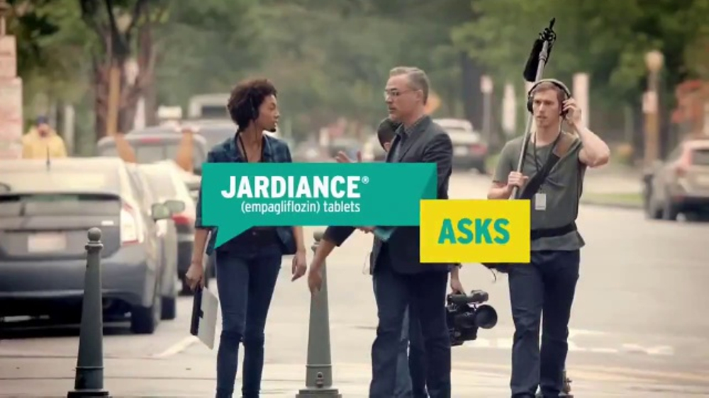 Jardiance TV Commercial, 'Big News'