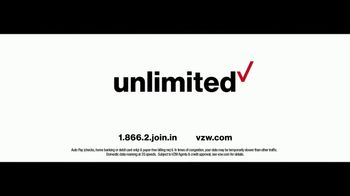 Verizon Unlimited TV Spot, 'Food Truck' Featuring Thomas Middleditch - Thumbnail 10