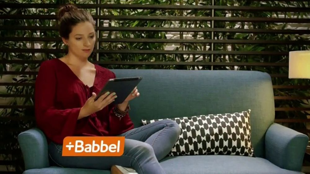 Babbel TV Commercial, 'Heather's French Lesson'