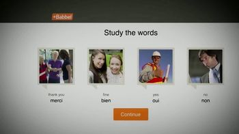 Babbel TV Spot, 'Heather's French Lesson' - Thumbnail 4
