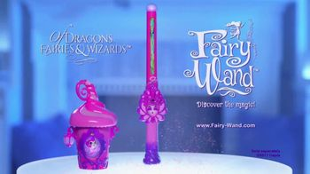 Of Dragons Fairies & Wizards Fairy Wand TV Spot, 'Girl Power'