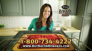 Gotham Steel Bacon Bonanza TV Spot, 'Best Bacon You'll Ever Have' - Thumbnail 8