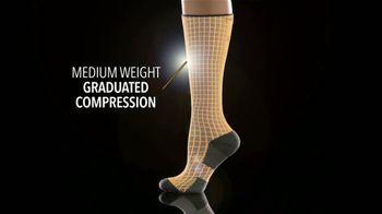 Copper Fit Advanced Compression Energy Socks TV Spot, 'Maximum Support' - Thumbnail 4