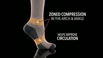Copper Fit Advanced Compression Energy Socks TV Spot, 'Maximum Support' - Thumbnail 5