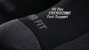 Copper Fit Advanced Compression Energy Socks TV Spot, 'Maximum Support' - Thumbnail 6