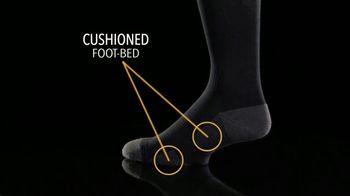 Copper Fit Advanced Compression Energy Socks TV Spot, 'Maximum Support' - Thumbnail 8
