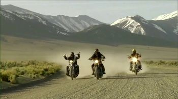 Harley-Davidson TV Spot, \'All for Freedom. Freedom for All.\'