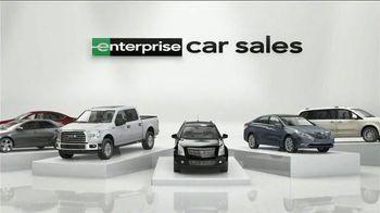 Enterprise Car Sales Labor Day Celebration TV Spot, 'More for Your Trade' - Thumbnail 1