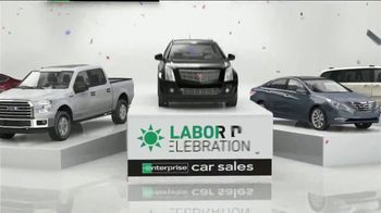 Enterprise Car Sales Labor Day Celebration TV Spot, 'More for Your Trade'