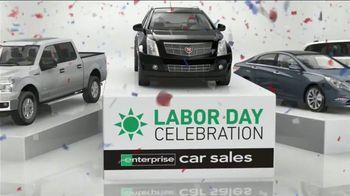 Enterprise Car Sales Labor Day Celebration TV Spot, 'More for Your Trade' - Thumbnail 2