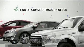 Enterprise Car Sales Labor Day Celebration TV Spot, 'More for Your Trade' - Thumbnail 3