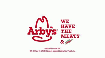 Arby's Half Pound Roast Beef Sandwiches TV Spot, 'Lion' Song by YOGI - Thumbnail 9
