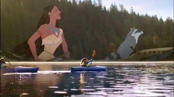 Disney Princess TV Spot, 'Dream Big, Princess' Song by The Script - 3297 commercial airings