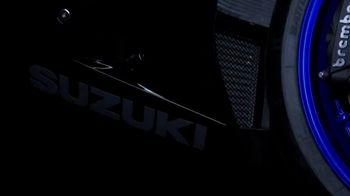 2017 Suzuki GSX R1000 TV Spot, 'Ready to Change the World, Again' - Thumbnail 3