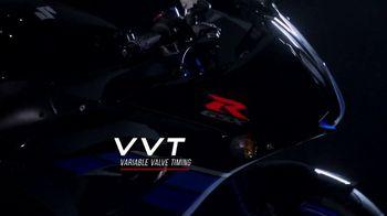 2017 Suzuki GSX R1000 TV Spot, 'Ready to Change the World, Again' - Thumbnail 4