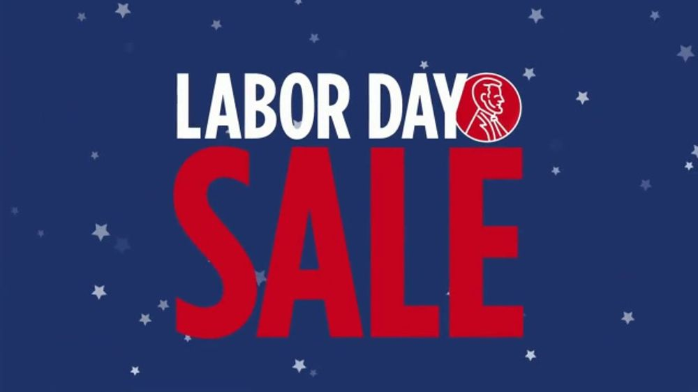 Jcpenney Labor Day Sale Tv Commercial Major Appliances Video