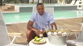 Corona Extra TV Spot, 'BET: Party Playbook' Featuring Rodney Rikai - 14 commercial airings