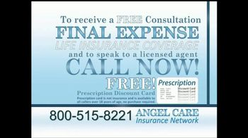 Angel Care Final Expense Life Insurance TV Spot, \'Ella\'