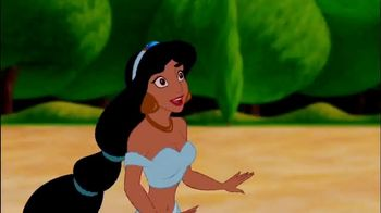 Disney Princess TV Spot, 'Side-by-Side Jasmine' Song by the Script