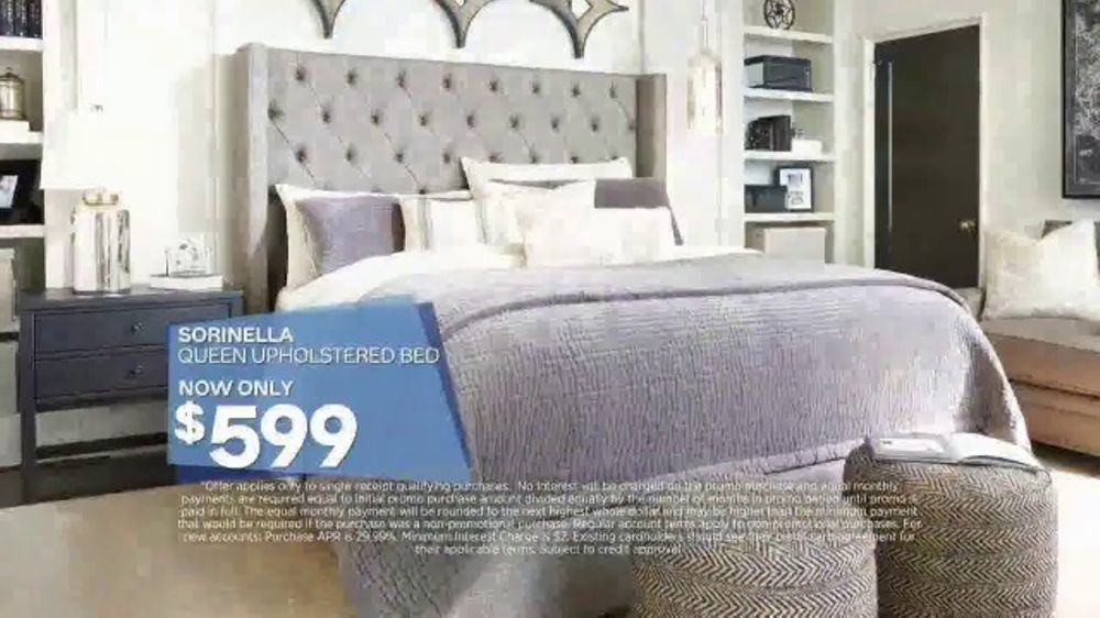 Ashley HomeStore Labor Day Event TV Commercial, 'New Styles for Every Room'