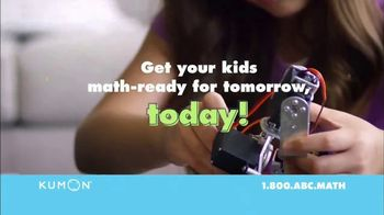 Kumon Math Program TV Spot, 'Critical Skills'