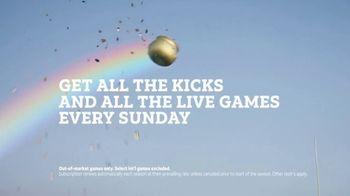 DIRECTV NFL Sunday Ticket TV Spot, 'All the Kicks' - Thumbnail 7