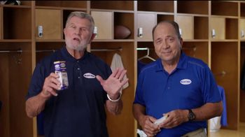 Blue-Emu TV Spot, 'Locker Room Talk' Featuring Mike Ditka, Johnny Bench - Thumbnail 1