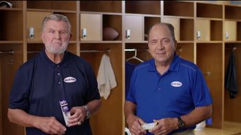Blue-Emu TV Spot, \'Locker Room Talk\' Featuring Mike Ditka, Johnny Bench