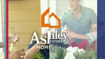 Ashley HomeStore Labor Day Event TV Spot, 'Leather Sofas and Mattresses' - Thumbnail 2