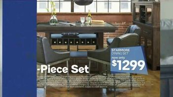 Ashley HomeStore Labor Day Event TV Spot, 'Leather Sofas and Mattresses' - Thumbnail 5