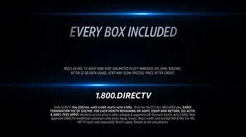 DIRECTV TV Spot, 'Surprises' Ft. Mark Wahlberg, Patrick Stewart - Thumbnail 9