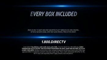 DIRECTV TV Spot, 'Surprises' Ft. Mark Wahlberg, Patrick Stewart - Thumbnail 9