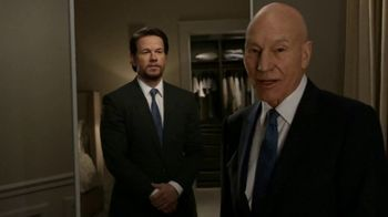 DIRECTV TV Spot, 'Surprises' Ft. Mark Wahlberg, Patrick Stewart - Thumbnail 4
