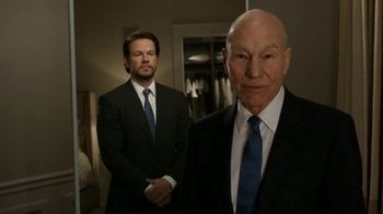 DIRECTV TV Spot, 'Surprises' Ft. Mark Wahlberg, Patrick Stewart