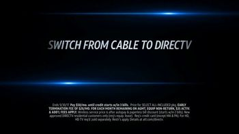 DIRECTV TV Spot, 'Surprises' Ft. Mark Wahlberg, Patrick Stewart - Thumbnail 8