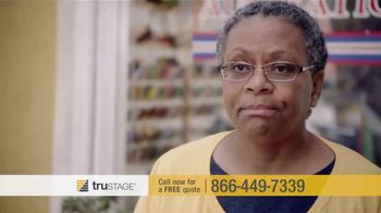 TruStage Guaranteed Acceptance Whole Life Insurance TV Spot, 'Be Prepared' - Thumbnail 7