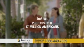 TruStage Guaranteed Acceptance Whole Life Insurance TV Spot, 'Be Prepared' - Thumbnail 3