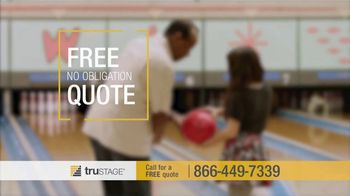 TruStage Guaranteed Acceptance Whole Life Insurance TV Spot, 'Be Prepared' - Thumbnail 4