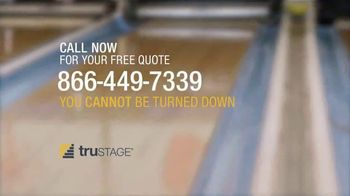 TruStage Guaranteed Acceptance Whole Life Insurance TV Spot, 'Be Prepared' - Thumbnail 6